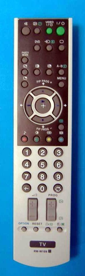 Пульт для Sony RM-W109 (TV) ( KV-SR29M99K )