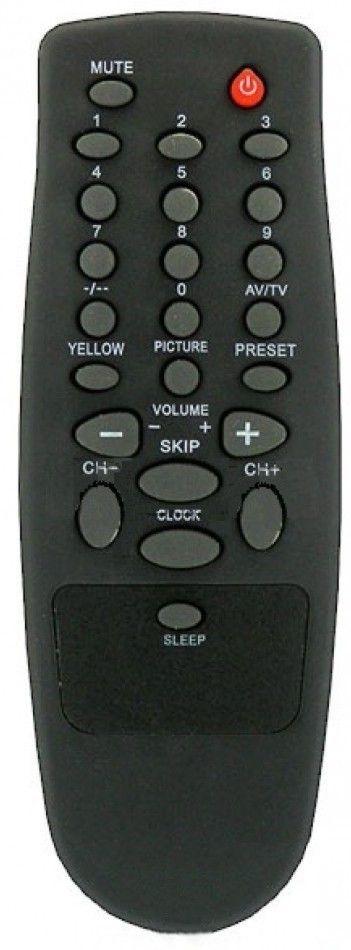 Пульт для Supra RC-S113 (TV)