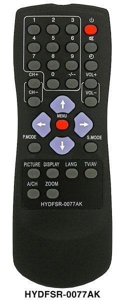Akira (Bork) HYDFSR-0077AK (TV) (21VBS3Wn, CT-21RBS)