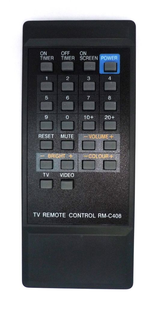 JVC RM-C408 TV (без VCR)