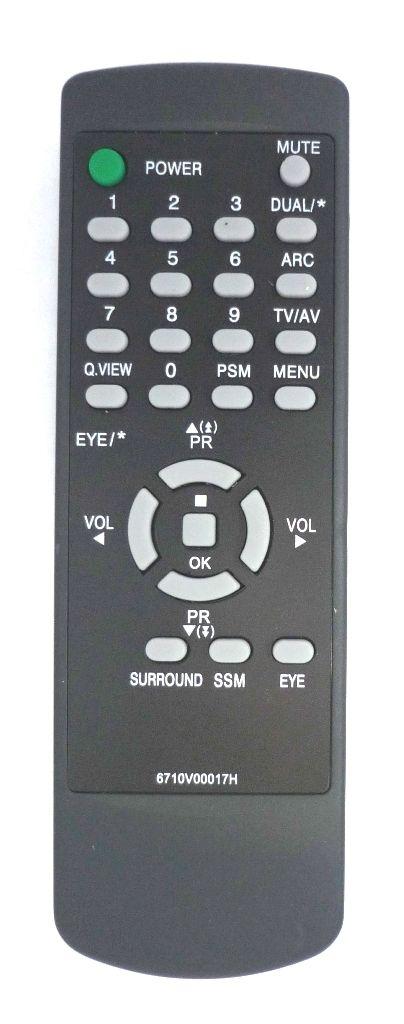 LG 6710V00017H (TV) (20D33E, 21S10E, CA-14F33, CB-20A86, CF-14S10E, CF-14S10X, CF-14S12E, CF-14S14, CF-16S10X, CF-16S12E, CF-20S10X, CF-20S14, CF-21B33E, CF-21B73, CF-21D33, CF-21D33E, CF-21K40EX, CF-21K54)