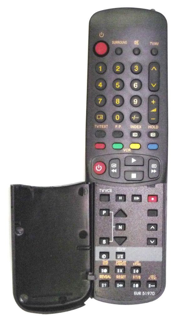 Panasonic EUR51970 (TV) (TX-25F1T, TX-28XD60, TX-29AD50F, TX-29AS1X, TX-29V70T)