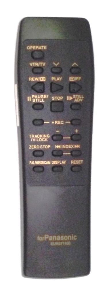 Panasonic EUR571110/571100 (видеоплеер) (NVHD220AM, NVHD620AM, NVHD750AM, NVHP10RAM, NVP03, NVP04, NVP05REE, NVSD1, NVSD1BA, NVSD1EA, NVSD2, NVSD2AM, NVSD2BA, NVSD205, NVSD207EU, NVSD320AM, NVSD3EE)