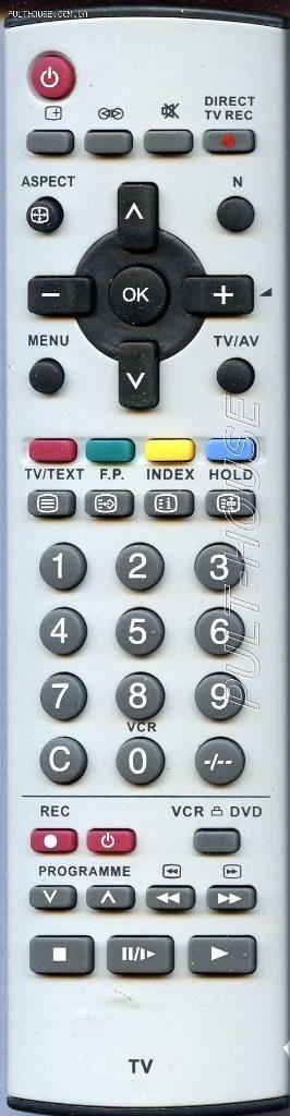 для Panasonic EUR7628010 (TV) (TX-29PM11P, TX-32PM11P, TX-32PS11P)