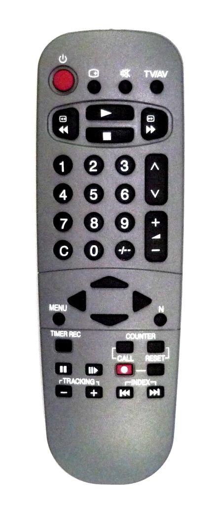 Panasonic TNQ10481 (TV/VCR) (TC-14SV10M, TC-14SV10N, TC-14SV10S, TC-14SV2, TC-21SV10M, TC-21SV10N, TC-21SV10S, TC-21SV2)