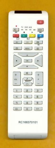 Philips RC1683701/1683706 (белый ok TV, DVD) (15PF4110/58, 15PF4121/58, 15PF5120/58, 15PF5121, 17PF4310, 20PF4110, 20PF5120, 20PF5121, 20PF5320, 20PFL4112S, 23PF5121, 23PF5320, 26PF4310, 26PF4311 (LCD), 26PF5320, 26PF5321, 26PF7321, 26PF9320, 32PF3320)