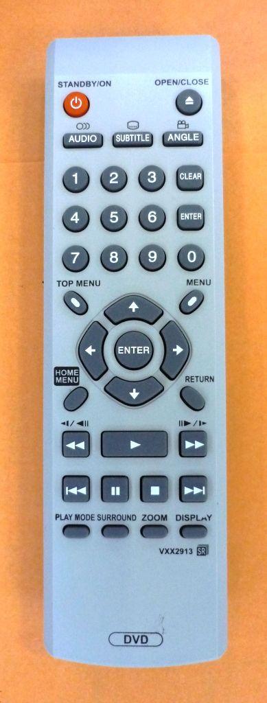 Pioneer VXX2913 (DVD) (DV-370-K, DV-370-S, DV-380-K, DV-470-K, DV-470-S, DV-575A-K, DV-585A-K, DV-696AV-K, DV-696AV-S)