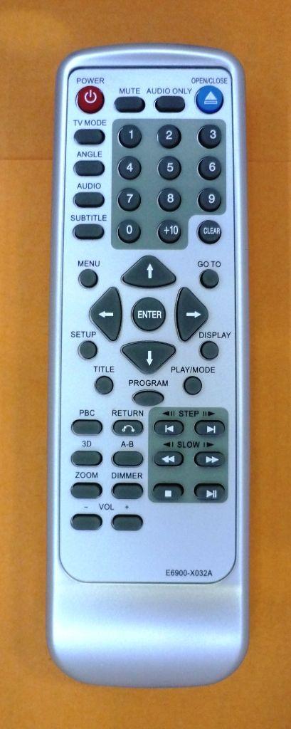 Rolsen E6900-X032A (DVD) (RDV-500, RDV-510, RDV-510M)