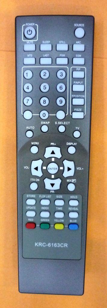 Rolsen KRC-6163CR (TV) (RL-32X10, RP-42G10, RP-42S10, RP-42S20)