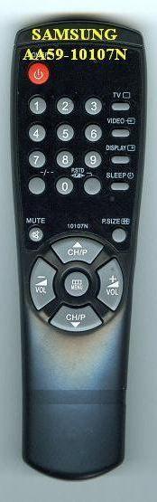 Samsung AA59-10107N (CK-2085XR, CK-1448VR, CK-14C6R, CK-14C8VR, CK-14E3VR, CK-14F1VR, CK-2139TR, CK-2148VR, CK-2173VR, CK-331FVR, CS-14F2V5C, CS-15K2Q, CS-20F2V5CTV) ()