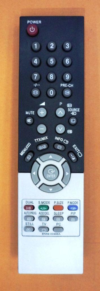 Samsung BN59-00488A (TV) (CS-29Z30 HPQ, CS-29Z30 HSQ, CS-29Z30 SPQ, CS-29Z30 ZQQ, LE-27T51B, PS-42V6SR)