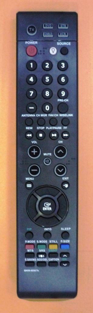 Samsung BN59-00567A (TV) (HPS4273, HPS4273C, HPS4273CX, HPS4273CX/XAC, HPS4273X, HPS4273X/XAA, HPS5073, HPS5073C, HPS5073CX, HPS5073CX/XAC, HPS5073X, HPS5073X/XAA)