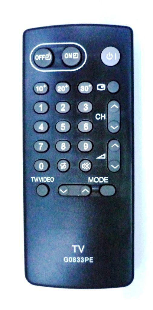 Sharp G0833 PESA (TV) (14B-SC, 14BN1, 14BN1A, 20B-SC, 21B-SC, C-3790SN, C-3796SN, C2031FP, C3996SN, CV-2121S)