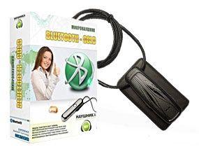 Комплект «Bluetooth Plantronics магнит»