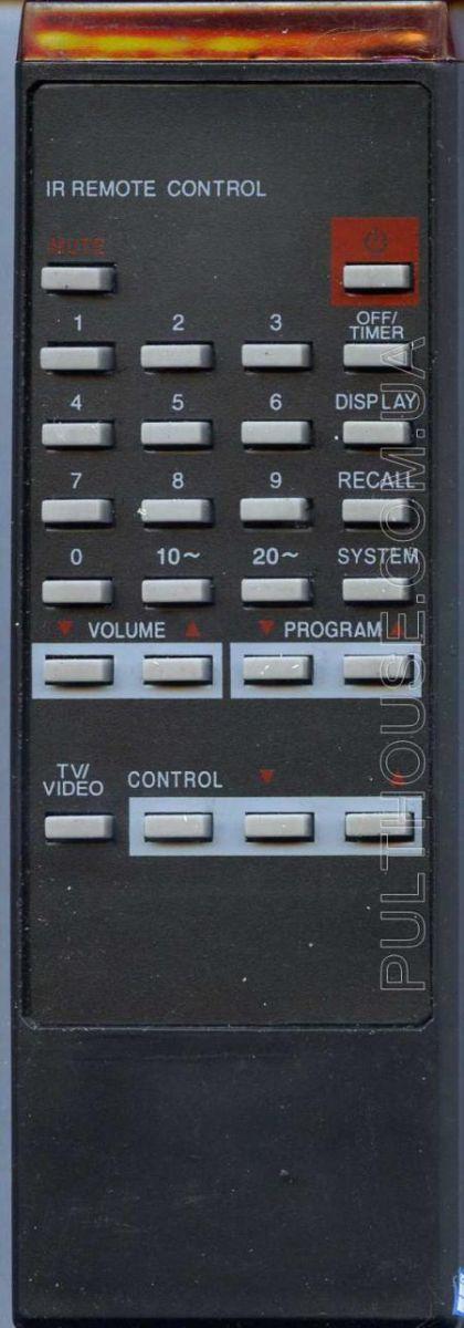 Пульт для Telesonic AM-2018 (м/сх M50560-001P) (TV) (CTV-570)