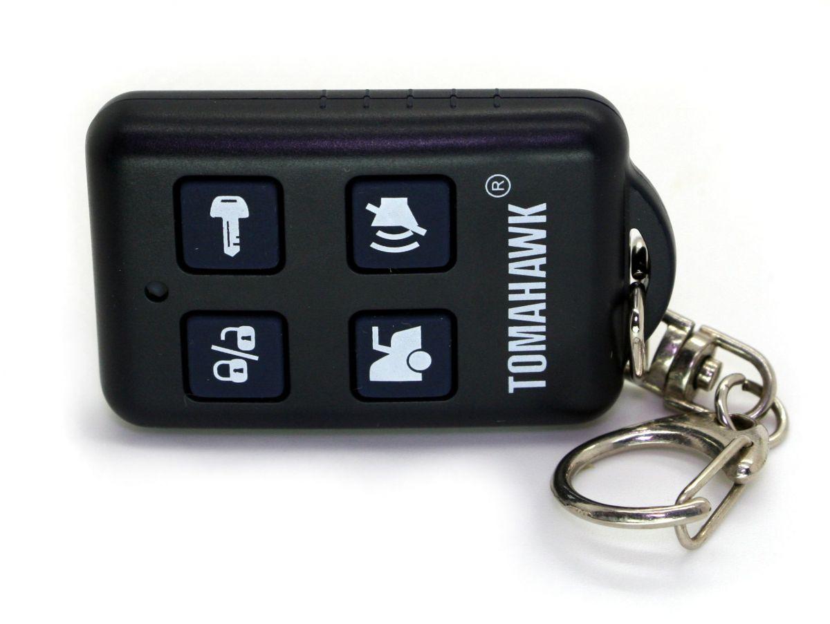 Брелок для Tomahawk TZ-9010 (подходит к D-700, D-900, TW-7000, TW-9000, TW-9010, S-700, SL-950, LR950LE)