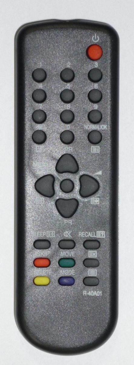 Daewoo R-40A01, R-40A09 (TV)