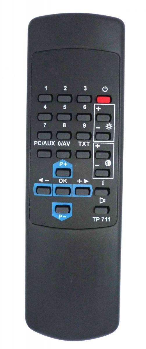 Grundig TP-711 (TV) (14V1R, 20V1R, M63-775, M63-8TOP, P37-070, P37-731, P37-733, ST70-255, T51-066, T51-733, T55-066, T55-731, XS-55, XS-63, XS-70)