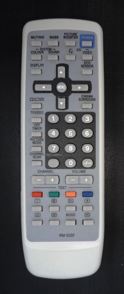 JVC RM-C530F (TV c t/t)