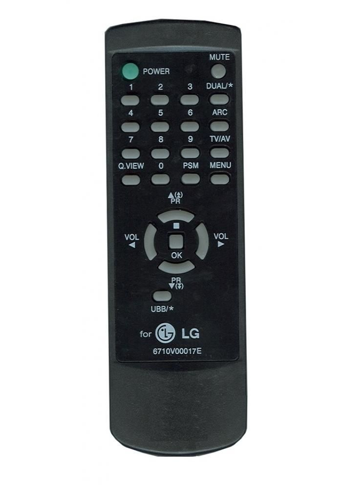LG 6710V00017E (TV) (CF-14F89, CF-14F89X, CF-20D79, CF-20F89, CF-20F89X, CF-20J50, CF-21D79, CF-21F39, CF-21F69, CF-21F89X, CF-21K49E, CG-20F89, CT-14J50, CT-20J50, CT-20T30E, CZ-14J50, CZ-20J50)
