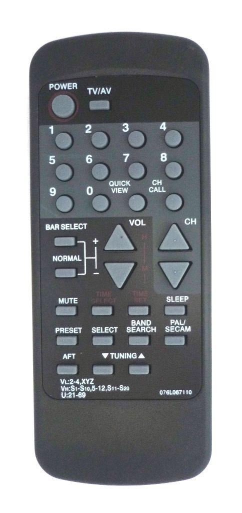 Orion 076L067110 (TV) (1402MK9, 14J, 20J, COLOR-317DK, COLOR-518DK, COLOR-520VT, COLOR-553A, T-20MS, TV-T20MS, TV-1402MK9, TV-1421MK9, TV-1450MK5, TV-2002MK9, TV-2050MK5, TV-20JMKII, TV-2102MK9, TV-2180MKII)