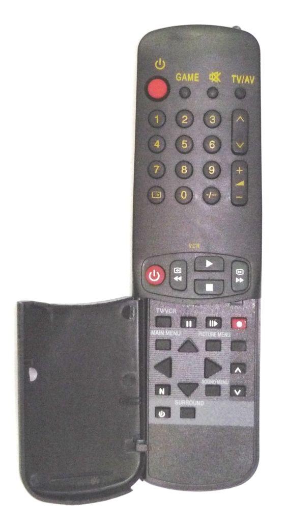 Panasonic EUR51912 (TV) (TC-21G10R, TC-25V80T, TC-28WC20R, TC-29CF30R, TC-29GA30R, TX-21G10R, TX-29CF35T)
