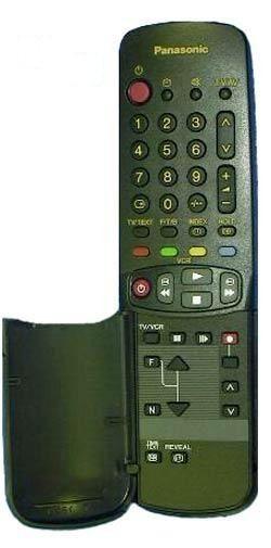 Panasonic EUR51971 (TV) (TC-1405, TC-1425, TC-1450, TC-1466, TC-1470, TC-14F1, TC-14L10, TC-14L10R2, TC-14S10, TC-14S10R/C, TC-2105, TC-2125, TC-2126RT, TC-2166, TC-2166R, TC-2170, TC-2170R, TC-2170T, TC-21F1T, TC-21GF80T, TC-21L10, TC-21L10R2)