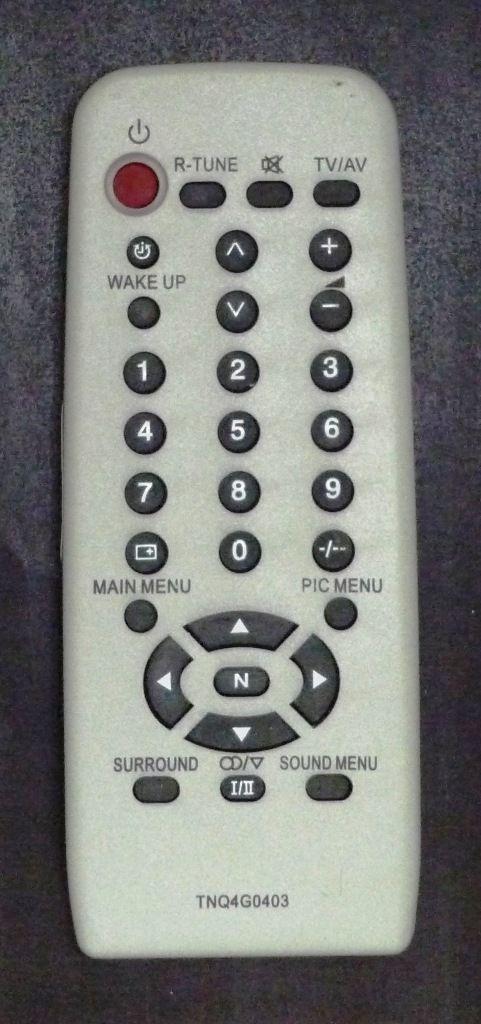 Panasonic TNQ4G0403 (TV) (TX-15PM30T, R, 21PM30R, 21PM10T, R, 15PM10T, R , 15M11R, TC-15PM30R, 21PM10R, 21PM30R)