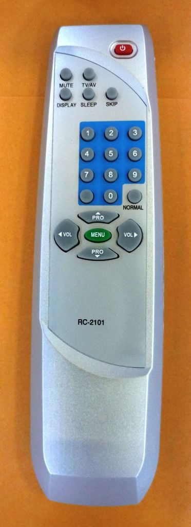 Polar RC-2101MC/TV-14A23 (TV) (54CTV3055, 54CTV3155, 63CTV3050, 70CTV3050)