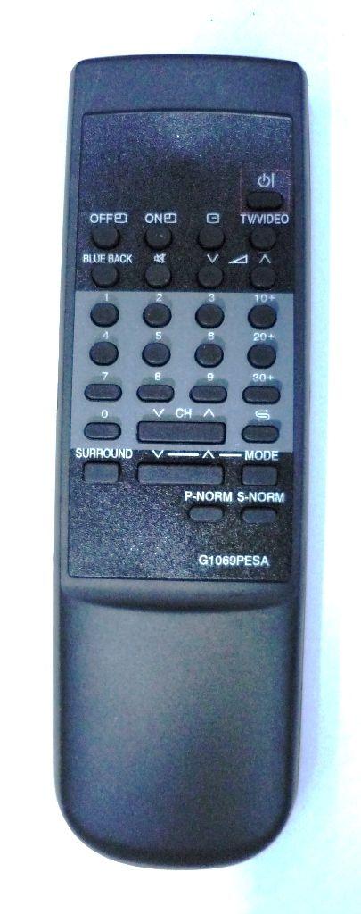 Sharp G1069PESA (TV) (21BCS, HE 21BSC, SV 2153CK)