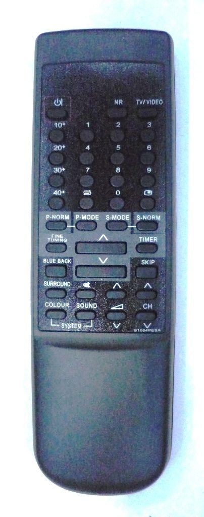Sharp G1084PESA (TV) (20CT250, 20CT350, 21CT250, 21CT350, 21DN1, 21FN1, 25FN1, 25WT3, 29FN1, 29W01, 29W31, 29WT4)